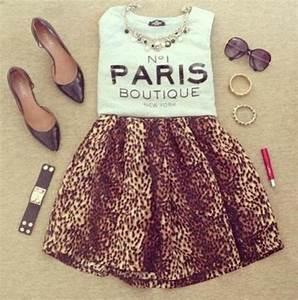 Teen fashion tumblr | My Style | Pinterest | Cheetah print ...