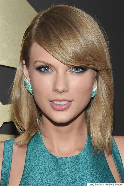 Grammy Awards 2015 Hair & Makeup Was All About The ***