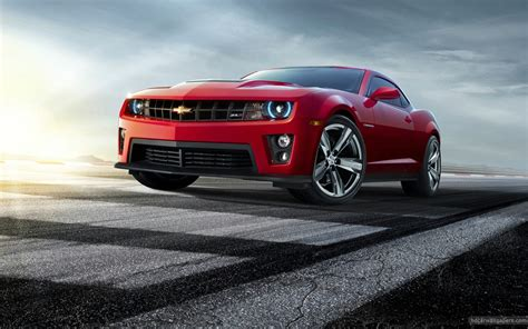 2012 Chevrolet Camaro Zl1 3 Wallpaper