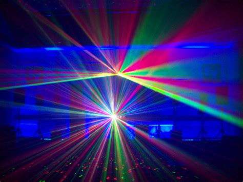 laser light display new three dimensional laser light show projectors are here