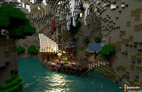 Minecraft Moderne Häuser Map by Wrath Of The Fallen Minecraft Adventure Map Hypixel