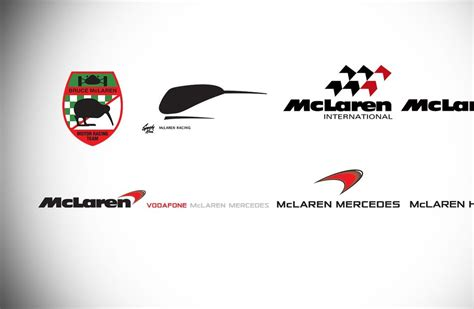 The Evolution Of The Mclaren Marque