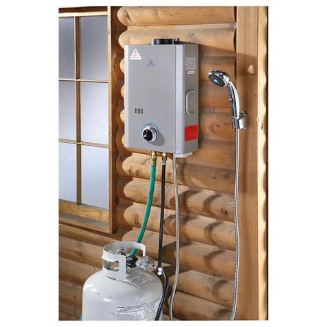 propane tankless water heater eccotemp l7 portable tankless water heater