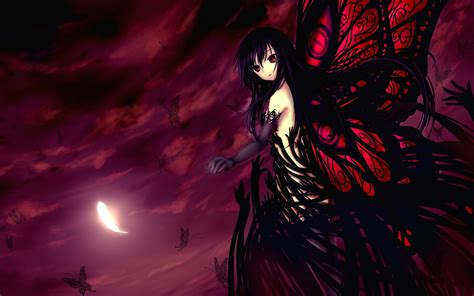 Anime Butterfly Wallpaper - anime anime accel world butterfly wings wallpapers