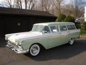 1957 Ford Country Sedan Station Wagon