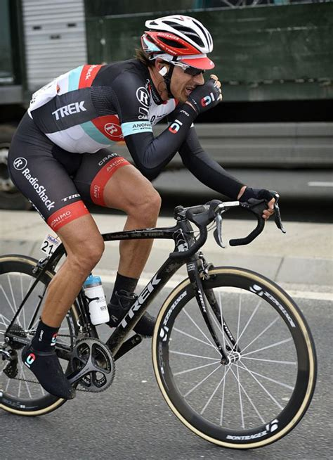 Video: Fabian Cancellara's E3 Harelbeke winning Trek ...