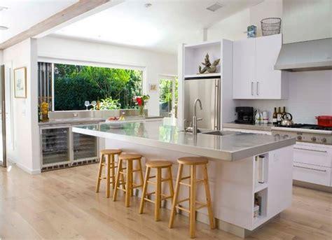 cuisine americaine avec ilot cuisine americaine avec ilot deco maison moderne