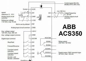 Abb Inverter Connection Diagram