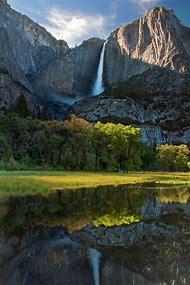 Yosemite National Park Spring