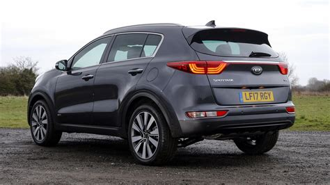 Review Kia Sportage by Kia Sportage 2018 Review Family Values Car Magazine