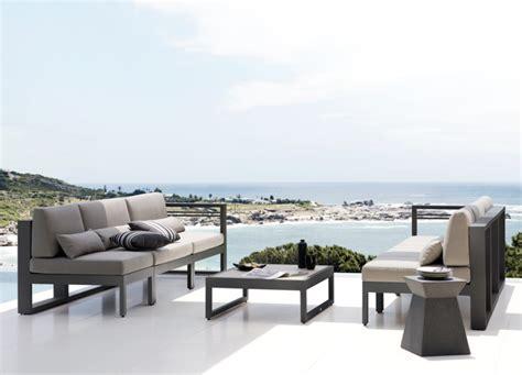 lounge gartenm 246 bel 28 stilvolle sets f 252 r die terrasse