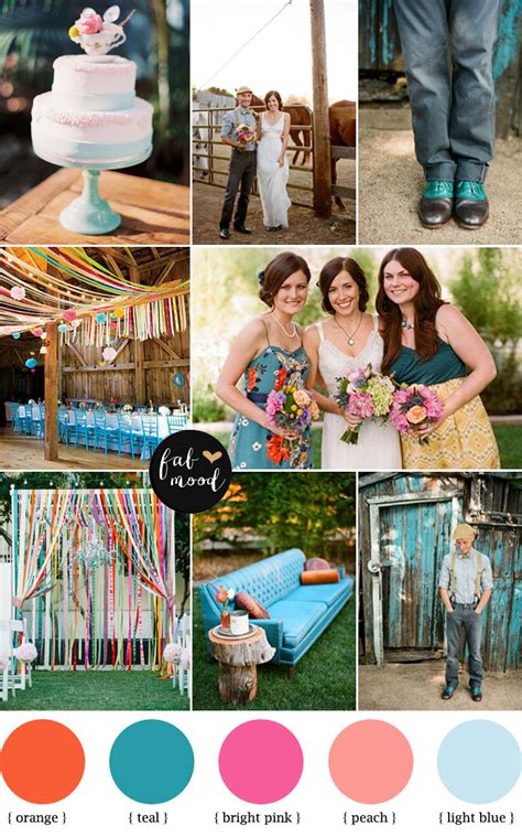 rustic teal weddingteal wedding colorcolor combosschemes