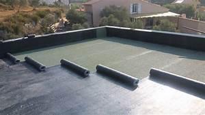 étanchéité Terrasse Extérieure : etanch it toiture terrasse inaccessible auto prot g avec ~ Edinachiropracticcenter.com Idées de Décoration
