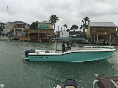 Center Console Boats For Sale Galveston by 2001 Used Master 31 Cc Center Console Fishing Boat