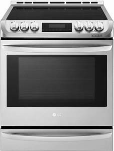 Lg Lse4617st 30 Inch Smart Stainless Steel Electric