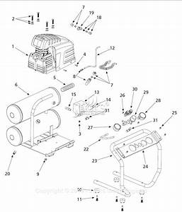 Campbell Hausfeld 1nne8 Parts Diagram For Air