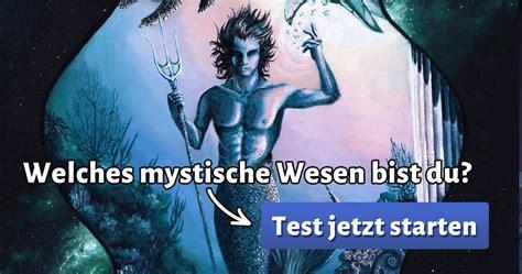 welches mystische wesen bist du