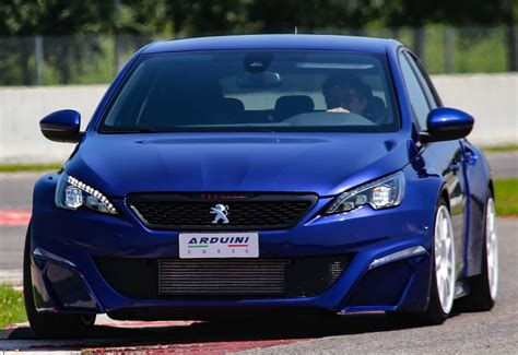 Modifikasi Peugeot 208 by Peugeot 308 Gti By Arduini Corse Mobil Balap Tcr Untuk