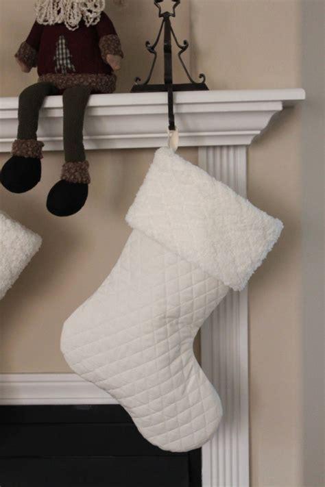 beautiful handmade christmas stocking designs style
