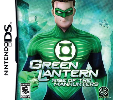 green lantern rise of the manhunters nintendo ds ign