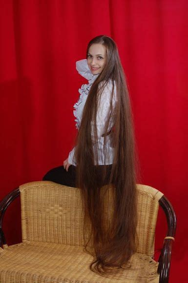 Beautiful Rare Length  Magnificent Extremely Long Hair