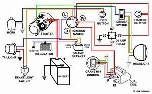 Basic Race Car Ignition Wiring Diagram
