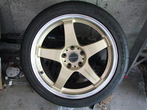 Mazdaspeed Rx8 Wheels