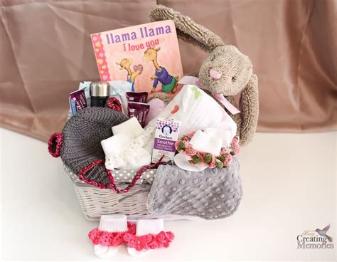 How To Create The Best Newborn Gift Basket That Mom Will Love