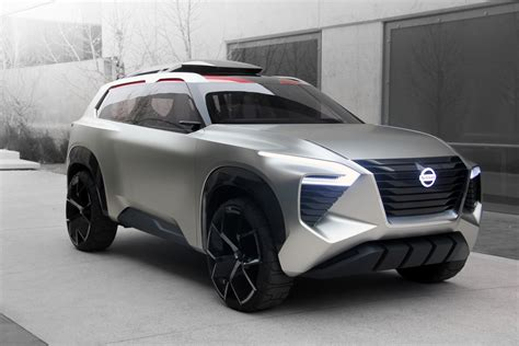 Wallpaper Nissan Xmotion Concept Cars Compact Suv