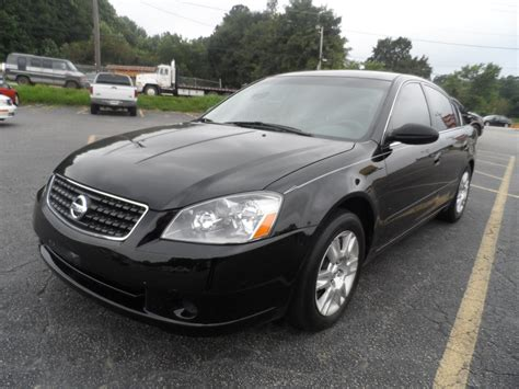 nissan altima black 2006 the gallery for gt nissan altima 2004 interior