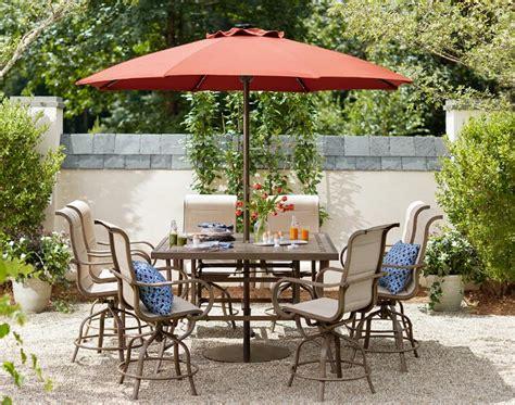 Patio Umbrellas For Small Spaces