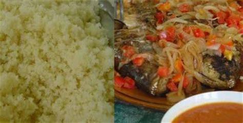 attieke au poisson afrik cuisinecom toute la cuisine