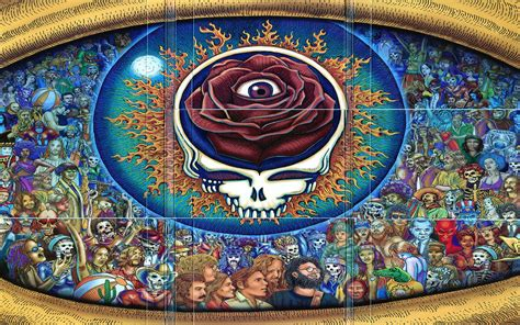 Grateful Dead Wallpaper And Background Image 1440x900