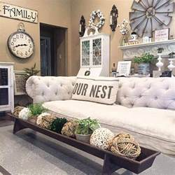 Rustic Living Room Wall Decor Ideas by 35 Best Farmhouse Living Room Decor Ideas And Designs For 2017