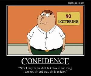 Peter Griffin M... Peter Griffin Exercise Quotes
