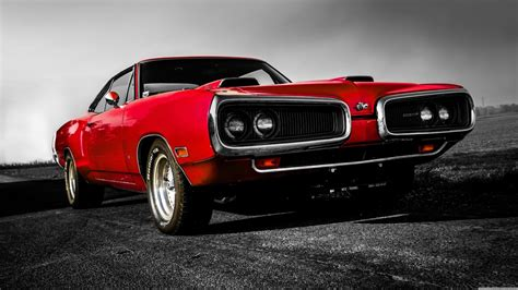 Dodge 440 Classic Car Wallpaper-hd And Uhd Wallpapers