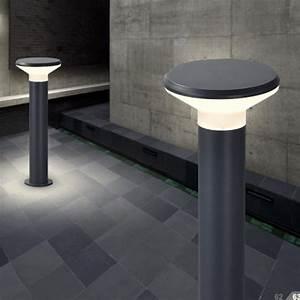 Solde Luminaire Exterieur : borne de jardin led potelet jardin led feng shui ~ Edinachiropracticcenter.com Idées de Décoration