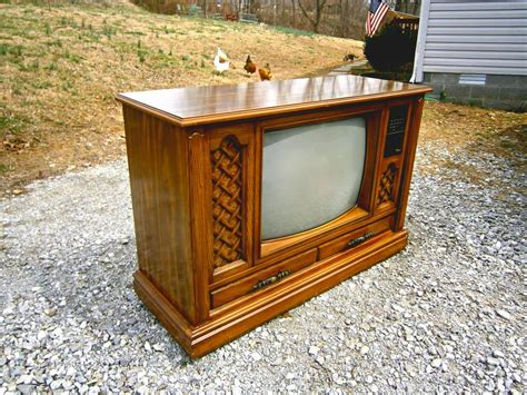 1986 Curtis Mathes Color Television Model A2529rc
