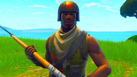 I Bought An Aerial Assault Trooper Fortnite Account