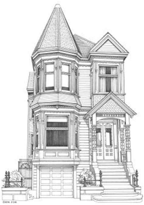 San Francisco Victorian Houses Floor Plans