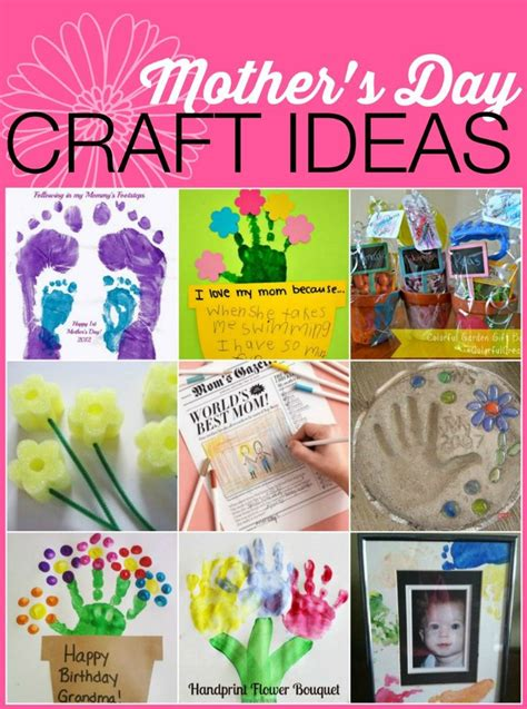 17 best about may activities on mothers day crafts s day and student