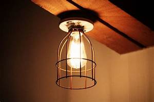 Ceiling lighting vintage lights interior fixtures