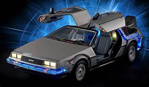 DeLorean Retour Vers Le Futur Au 18 Par Eaglemoss