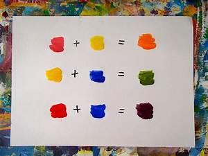 Aus Welchen Farben Mischt Man Lila : aus welchen farben kann ich braun mischen wohn design ~ Orissabook.com Haus und Dekorationen