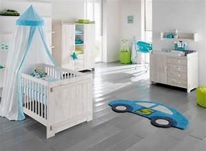 Chambre Enfant Moderne : lit bebe garcon ~ Teatrodelosmanantiales.com Idées de Décoration