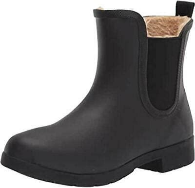 Chooka Women's Waterproof Plush Chelsea Bootie Boot ...