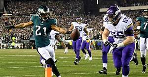 Vikings Vs Eagles 2018 Live Results Score Updates And