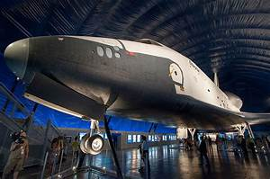 Space shuttle Enterprise exhibit reopening in New York ...