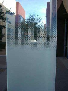 gradient fade  glass partitions enclosed sans soucie