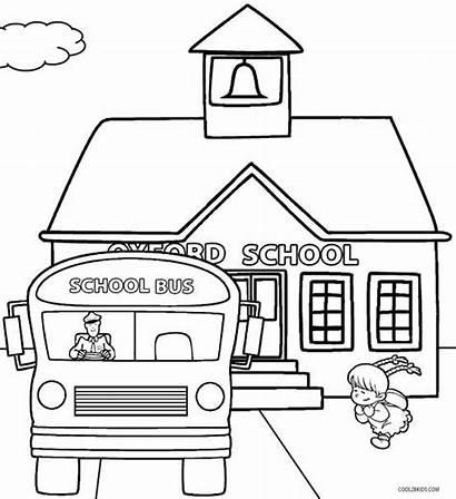 Kindergarten Coloring Printable Preschool Cool2bkids Bestcoloringpagesforkids
